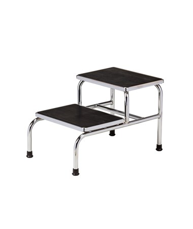 Clinton Industries Chrome Two Step Bariatric Save At