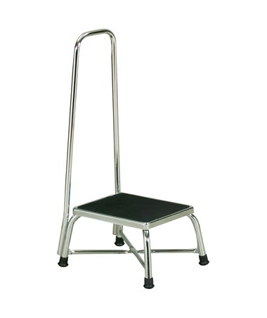 Chrome Bariatric Step Stool P276150