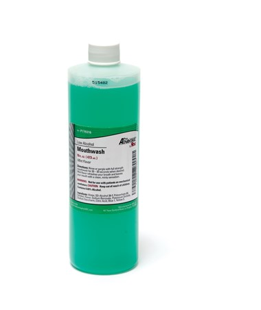 Low Alcohol Mouthwash NDC P779316