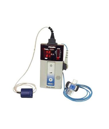 Handheld Pulse Oximeter with CO2 Detector, without Alarm NON9843