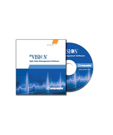 nVision® SpO2 Data Management Software