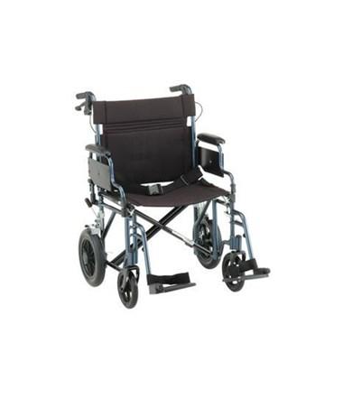Nova 332B Lightweight 22-Inch Transport Chair