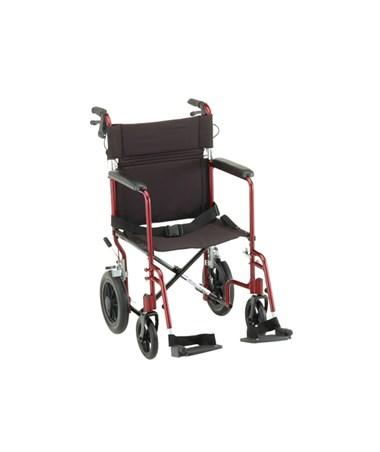 Nova 330B Lightweight Transport Chair