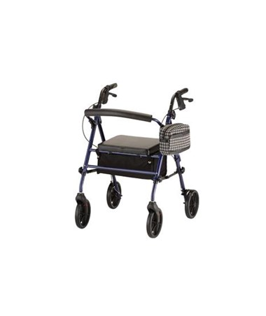 Mobility Handbag with Rollator