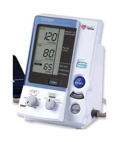 Professional Digital Blood Pressure Monitor OMRHEM-907XL