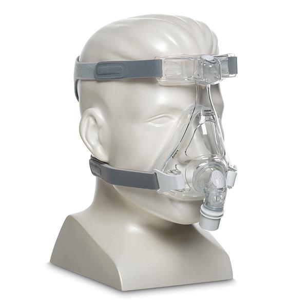 Amara Silicone Full Face CPAP Mask PHI1090200