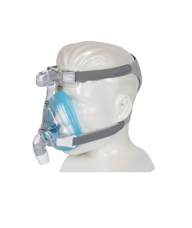 Amara Gel Full Face CPAP Mask with Headgear PHI1090400