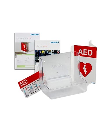 AED Wall Mount & Signage Bundle PHI861477