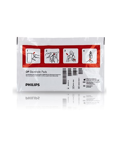 PHI989803158211- Adult Defibrillator Pads for HeartStart & FR2-Series AEDs - Package