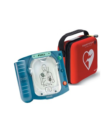 PHIM5066A- HeartStart OnSite Defibrillator - With Stadard Case