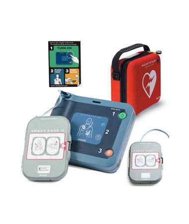 PHIM5066A- HeartStart OnSite Defibrillator (HS1) - Ready-Pack