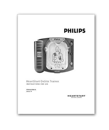 HeartStart AED Standalone Trainer Manual PHIM5085-91900