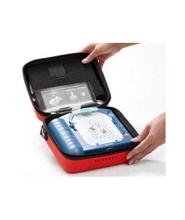 PHIOptC01 Standard Carry Case for HeartStart Defibrillator - Open