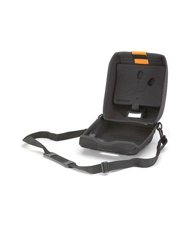PHY11998-000014 Complete Soft Shell Carrying Case for LIFEPAK 500 AED - Open