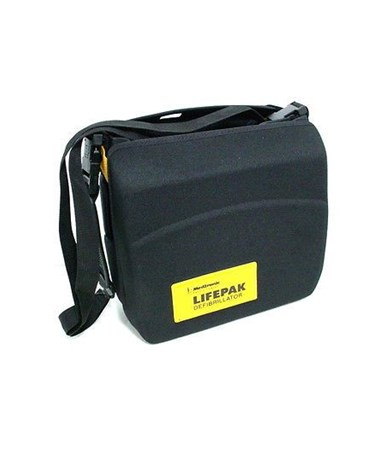 Complete Soft Shell Carrying Case for LIFEPAK 500 AED PHY11998-000014