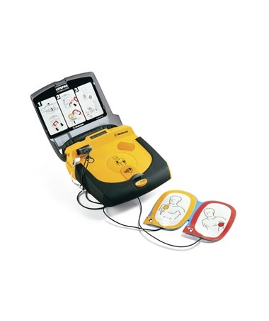 Physio Control Lifepak Fully Automated AED Open