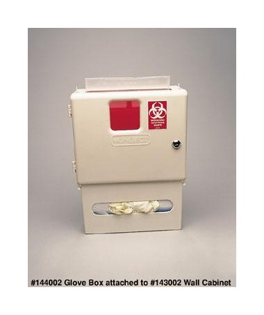 Plasti Products 143002 Locking Wall Cabinet