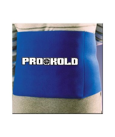 "Pro-Kold Back Ice Wrap with 9"" x 12"" Kold Pack Insert"