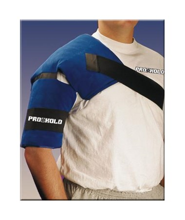 Pro-Kold Shoulder Ice Wrap with Rotator Cuff Coverage (Rotator Cuff extension not shown)