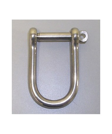 """Stainless Steel """"U"""" Bar for C-Series Fixed Ceiling Lifts PRS370832"""