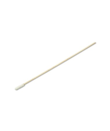 PurSwab Chemical Resistant Swab with Foam Tip, Wood Handle PUR1806-WF CR