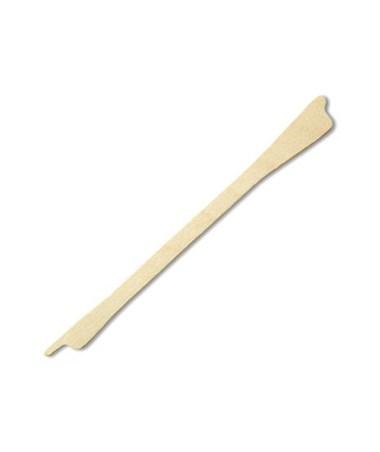 """Puritan Non-Sterile Lerner-Style 7"""" Wood Cervical Scraper"""