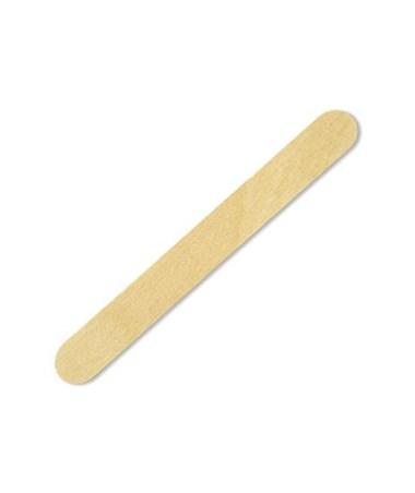 """6"""" Non-Sterile Economy Flat Stick PUR704 BRIGHTWOOD"""