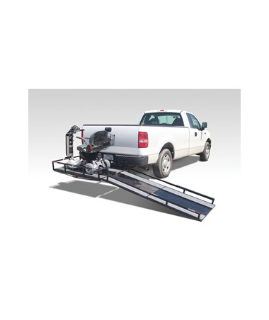 Hitch Mounted Carrier with 4' Ramp PVIMT3000