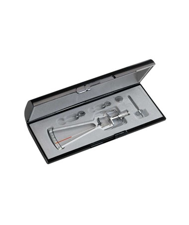Tonometer with case