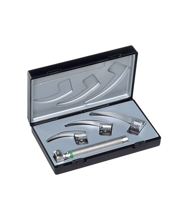 Ri-integral® Fiber-Optic Laryngoscope Sets, Macintosh Baby RIE8050