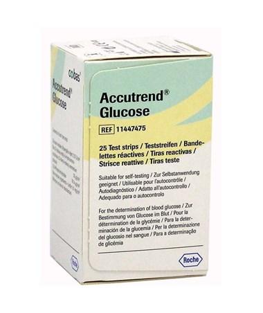 accutrend glucose strips roche australia