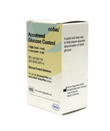 Accutrend® - Glucose Control 2 Levels ROC5213231160
