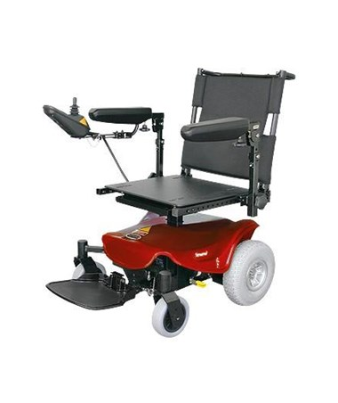 Streamer Sport Rehab Power Chair SHO888WA-R