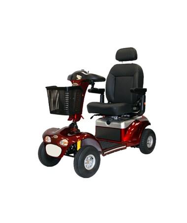 Shoprider 889XLSBN Sprinter XL4 Deluxe