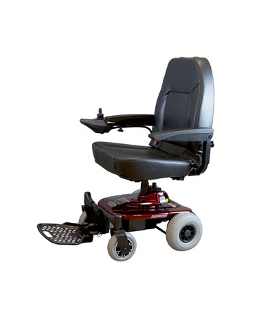 Jimmie Power Chair SHOUL8WPBS