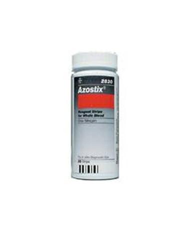 Azostix® Reagent Strips, 25/btl, 12 btl/cs SIE10324060