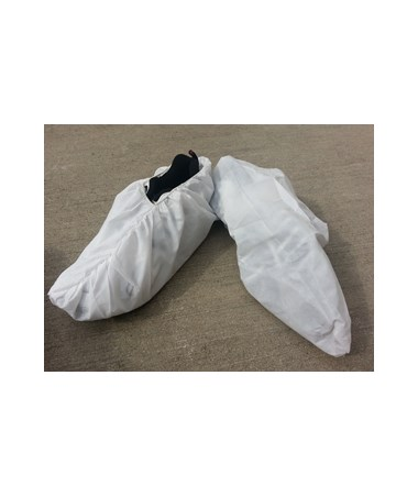White SunSoft Shoe Cover with Seamless Bottom SNTT140