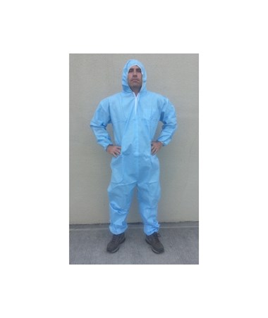 Sizing Chart for Fully Encapsulated Coveralls