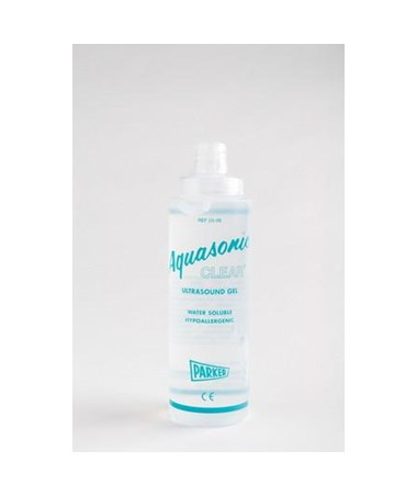 250-Gram Bottle Aquasonic Ultrasound Gel