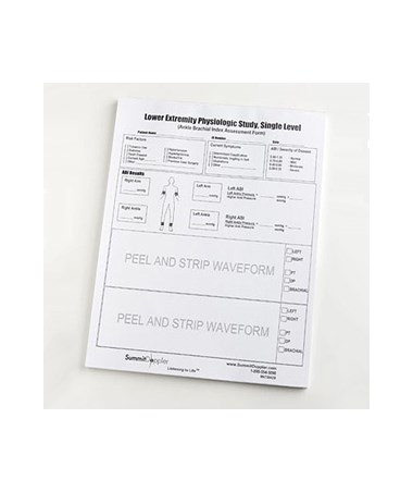 ABI Report Forms for L250 ABI System, Pack of 50 SUMMKT0042