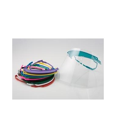TIDI Resposables Universal Face Shield (Visors not included)