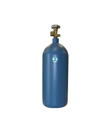 CO2 Cylinder for 900160 LLCO2 Single-Trigger Cryosurgical System WAL901061