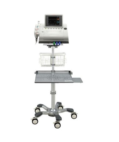 Rolling Cart with Tray for 902300 Fetal2EMR Fetal Monitor WAL902340