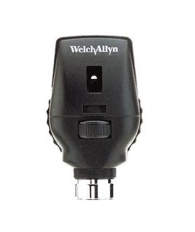 Standard Welch Allyn Ophthalmoscope.