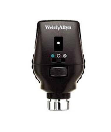Welch Allyn Coaxial Ophthalmoscope.