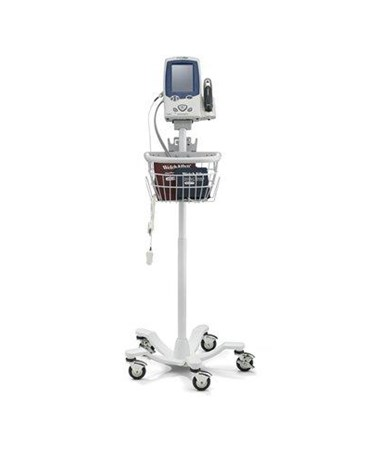 portable blood pressure machine on wheels