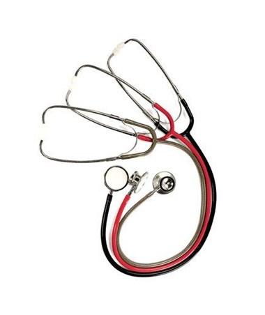 """Lightweight Stethoscope 32"""", Velvet Black WEL5079-73"""