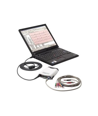 PC-Based Resting Electrocardiograph