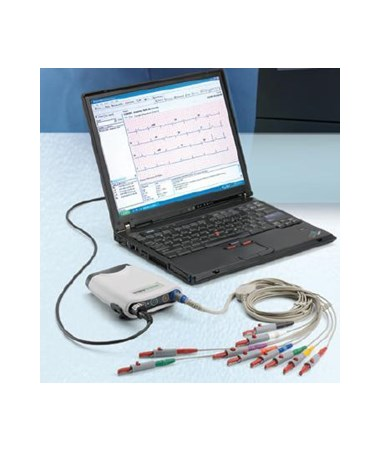 PC-Based Resting Electrocardiograph, alternate view