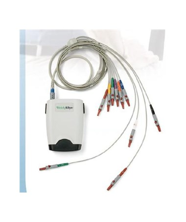 PC-Based Resting Electrocardiograph Acquisition Module